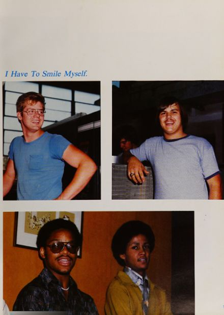1979 Wolcott Technical High School Yearbook Page 9