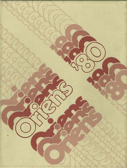 1980 Central Dauphin East High School Yearbook Cover