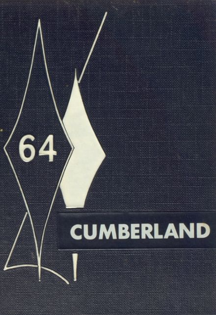 1964 Rocky Hill High School Yearbook Cover