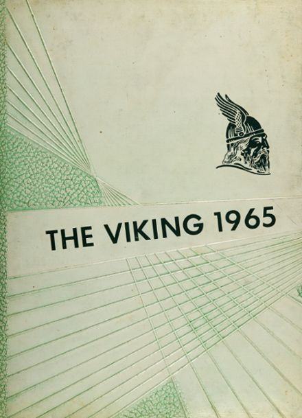 1965 New Miami High School Yearbook Cover