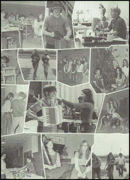 1973 Louisa-Muscatine High School Yearbook Page 8