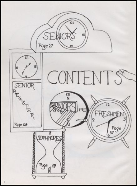 1981 Richland Center High School Yearbook Page 6
