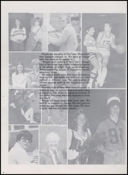 1981 Richland Center High School Yearbook Page 8