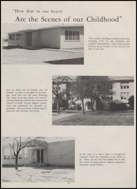 1962 Gonzales High School Yearbook Page 8