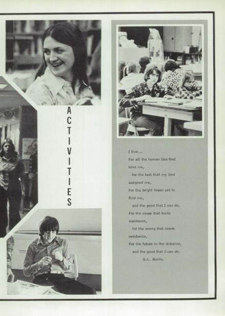 1976 Randolph High School Yearbook Page 7