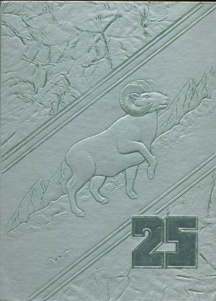 1980 Rancho High School Yearbook Cover