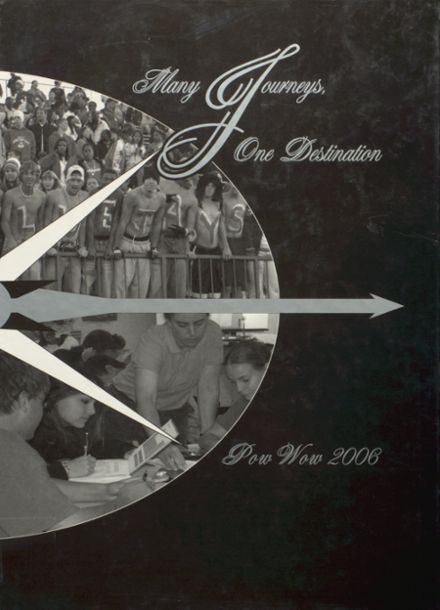 2006 Junction City High School Yearbook Cover