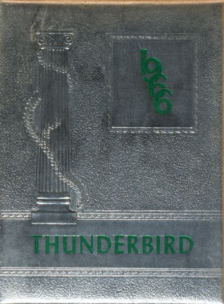 1966 North Central High School Yearbook Cover