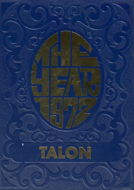 1972 Jefferson Area High School Yearbook Cover
