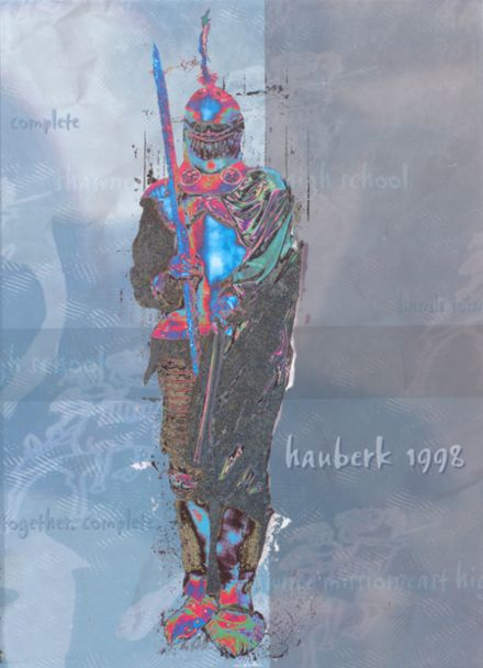 1998 Shawnee Mission East High School Yearbook Cover