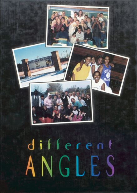2000 South Haven L.C. Mohr High School Yearbook Cover