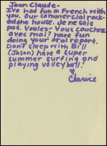 1996 Calvary Chapel School Yearbook Page 3