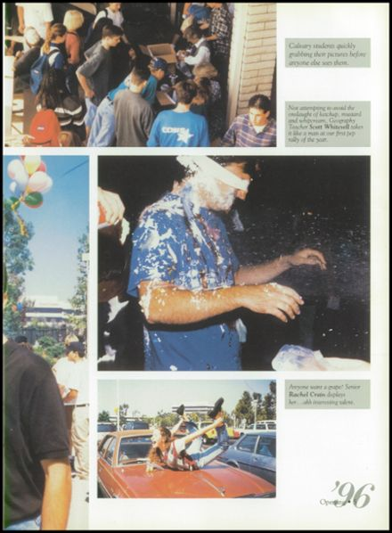 1996 Calvary Chapel School Yearbook Page 9