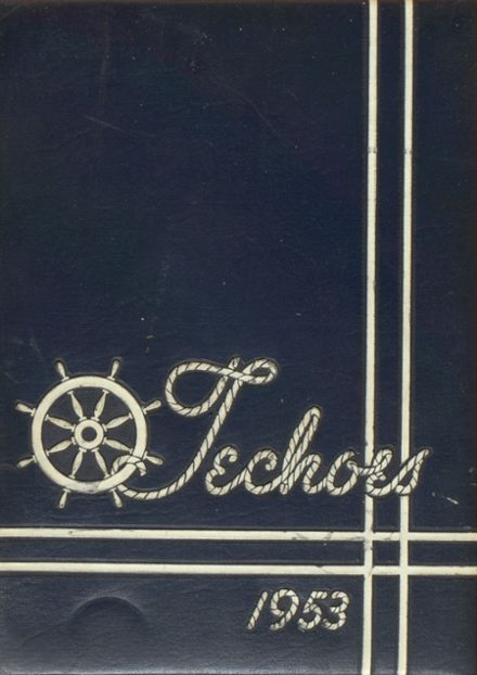 1953 St. Cloud Technical High School Yearbook Cover