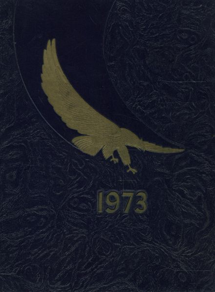 1973 Hudson High School Yearbook Page 1