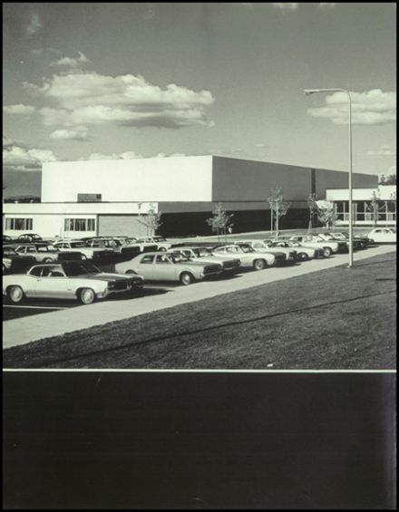 1973 Hudson High School Yearbook Page 6