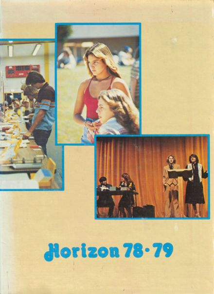 1979 Mt. Carmel High School Yearbook Cover
