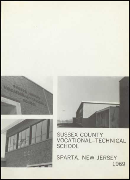 Explore 1969 Sussex County Vo Tech High School Yearbook Sparta Nj