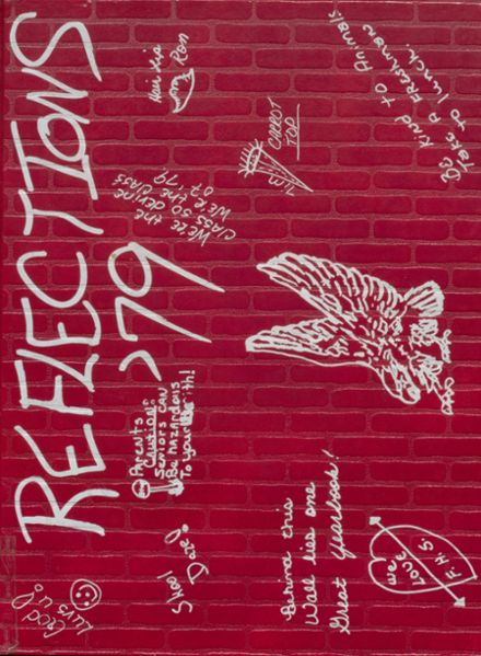 1979 Freedom High School Yearbook Cover