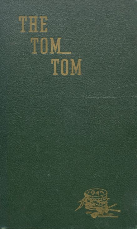 1947 Wicomico High School Yearbook Cover