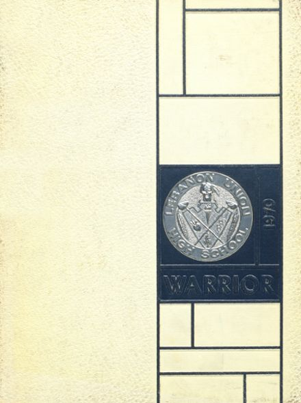 1970 Lebanon Union High School Yearbook Cover