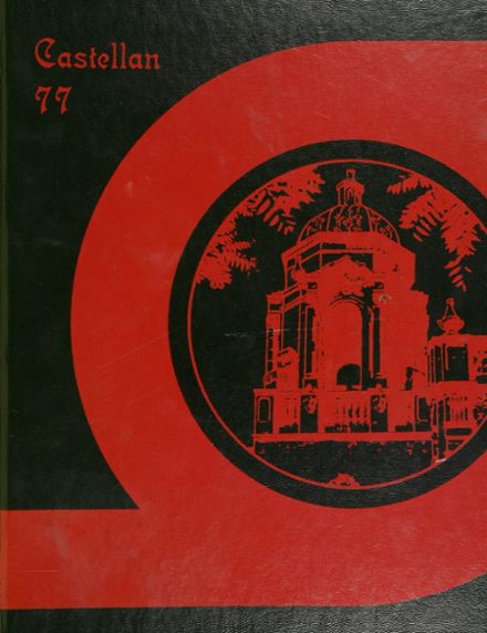 1977 Cooley High School Yearbook Cover