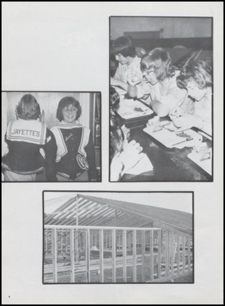 1978 Central Catholic High School Yearbook Page 8