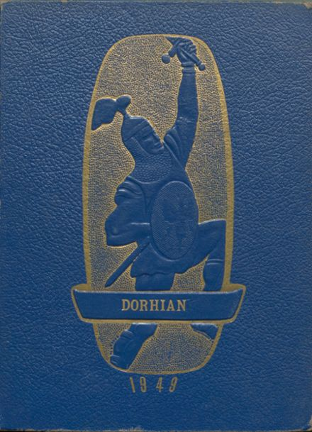 1949 Dorchester High School Yearbook Cover