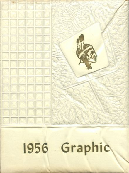 1956 Liverpool High School Yearbook Cover