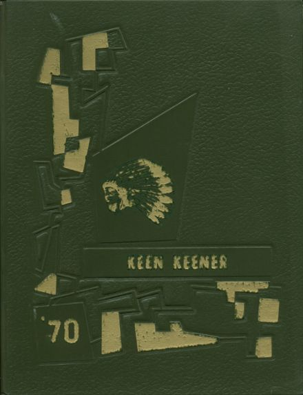1970 Demotte High School Yearbook Cover