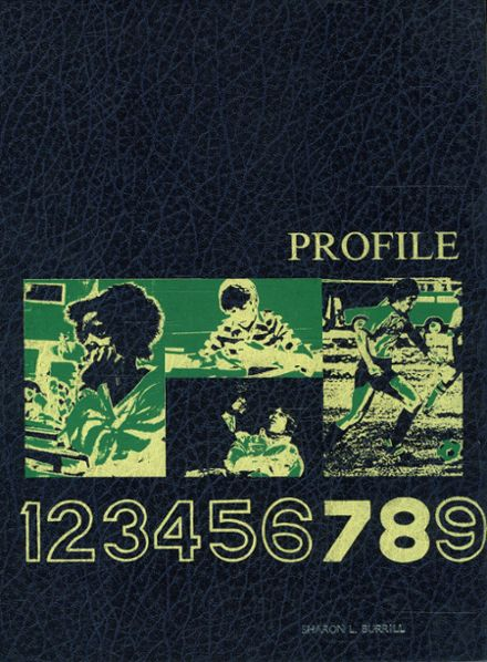 1978 Kennedy High School Yearbook Cover