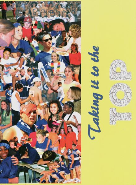 2004 Carroll High School Yearbook Cover