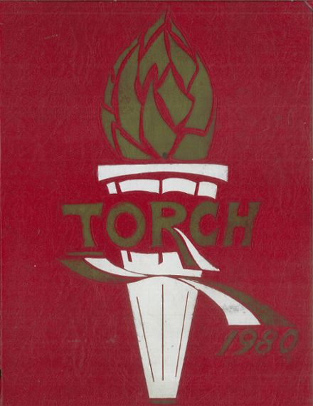 1980 East Side High School Yearbook Cover