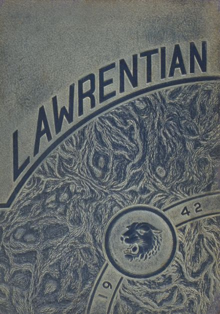 1942 Lawrence Park High School Yearbook Cover