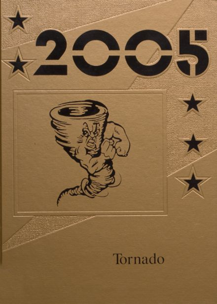 2005 Lamesa High School Yearbook Cover
