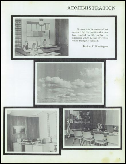 1975 Panama High School Yearbook Page 9