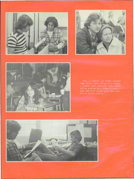 1978 Conrad High School Yearbook Page 7