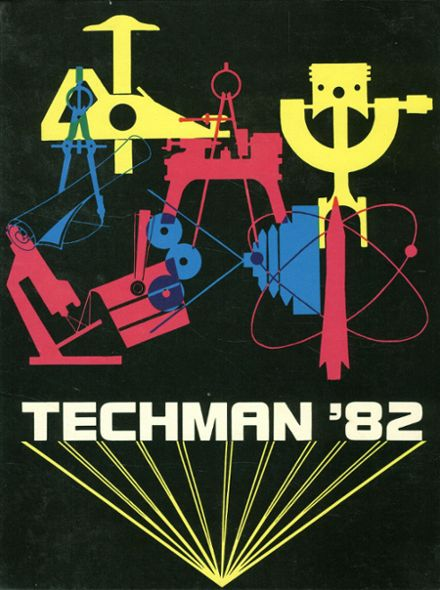 1982 Don Bosco Technical Institute Yearbook Cover
