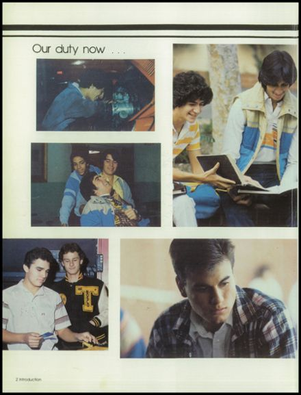 1982 Don Bosco Technical Institute Yearbook Page 6