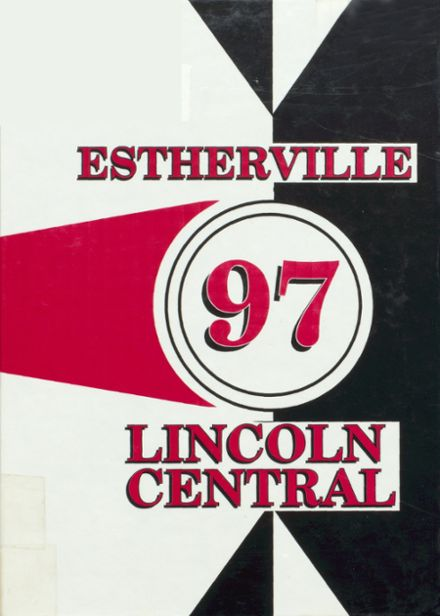 1997 Lincoln Central High School Yearbook Cover