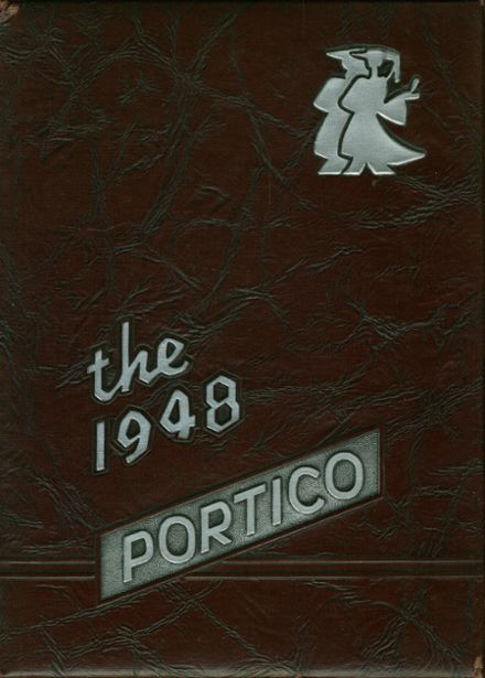 1948 Wappingers Central High School Yearbook Cover