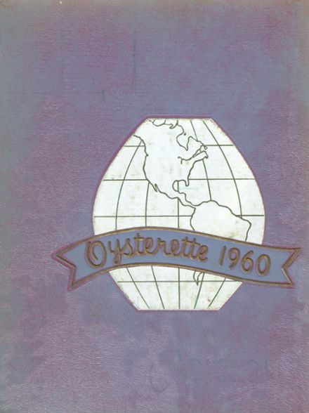 1960 Oyster Bay High School Yearbook Cover
