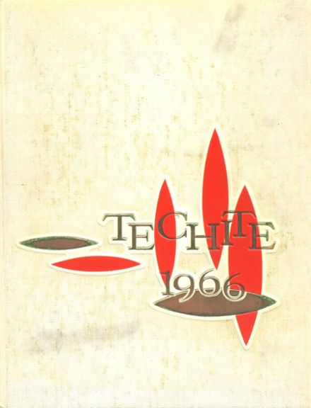 1966 Mckinley Technical High School Yearbook Cover