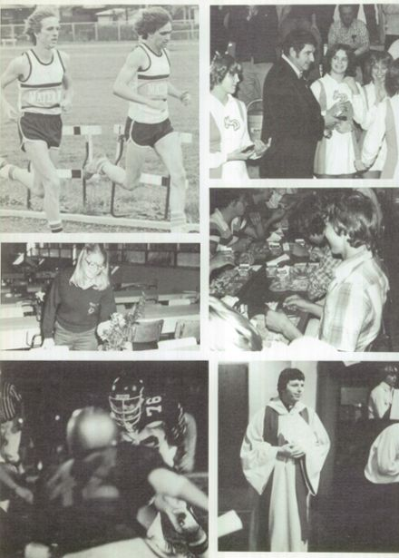 1981 Mater Dei Catholic High School Yearbook Page 8