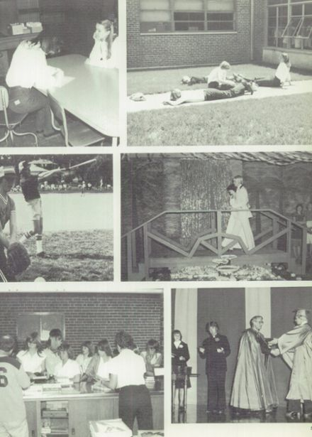 1981 Mater Dei Catholic High School Yearbook Page 9