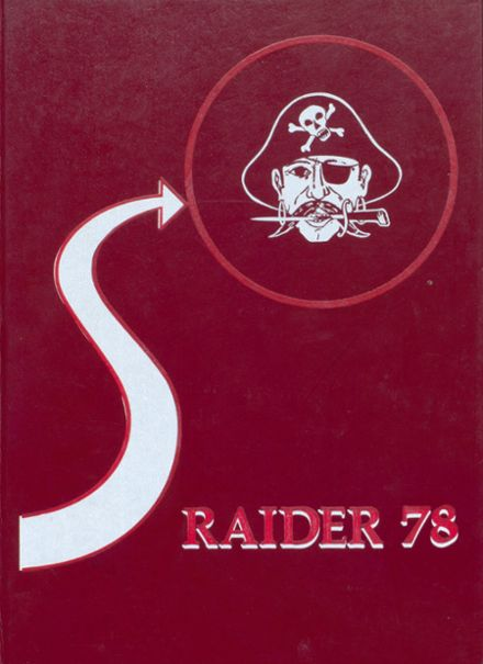 1978 Mead High School Yearbook Cover
