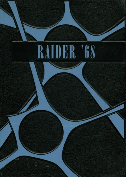 1968 Revere High School Yearbook Cover