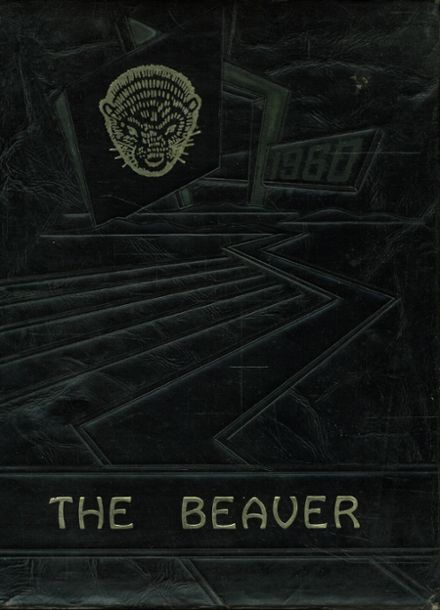 1960 Beaver Local High School Yearbook Cover