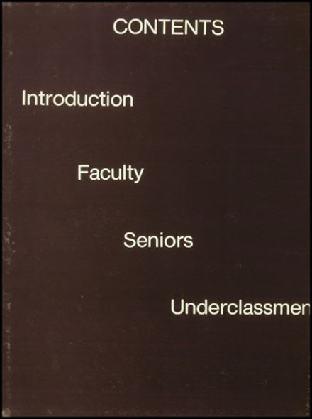 1970 Iowa Falls High School Yearbook Page 6