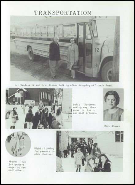 1971 Ft. Wayne Christian High School Yearbook Page 9